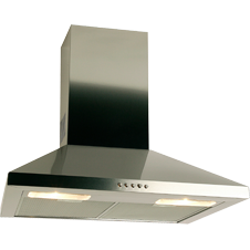 Integrated 60cm Chimney Hood HB60