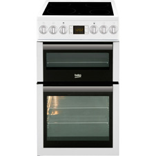 White Electric Cooker BDVC5XNT