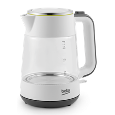 Beko New Line 1.7L Kettle 2.4kw WKM6321