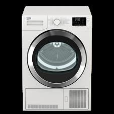 9kg White Tumble Dryer DCY9316