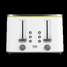 Beko 4 Slot Toaster TAM4341