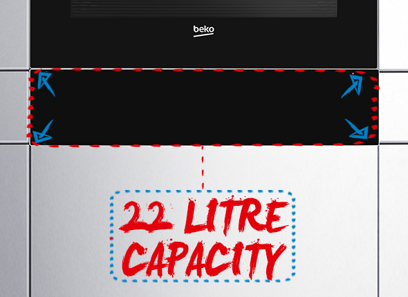 22L Capacity