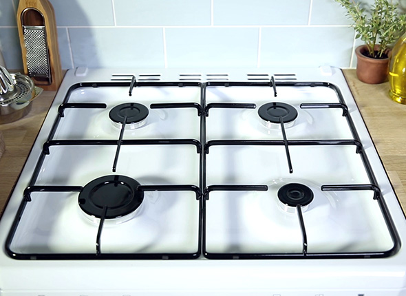 Flexible Gas hob