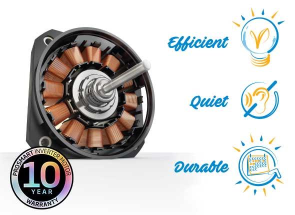 ProSmart™ Inverter Motor
