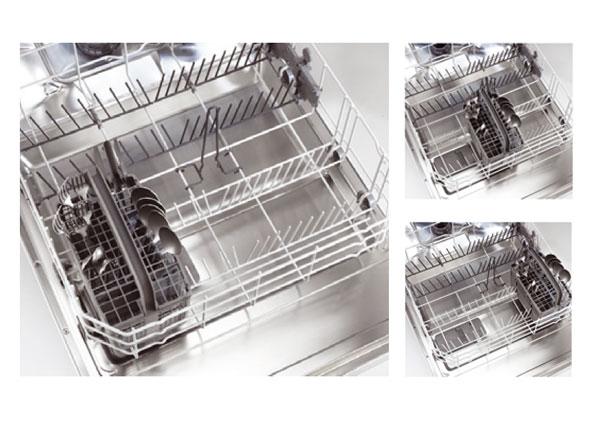 Removable Sliding Cutlery Basket