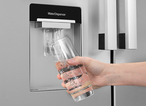 Plumbed Water Dispenser