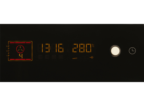 Timer with animated display