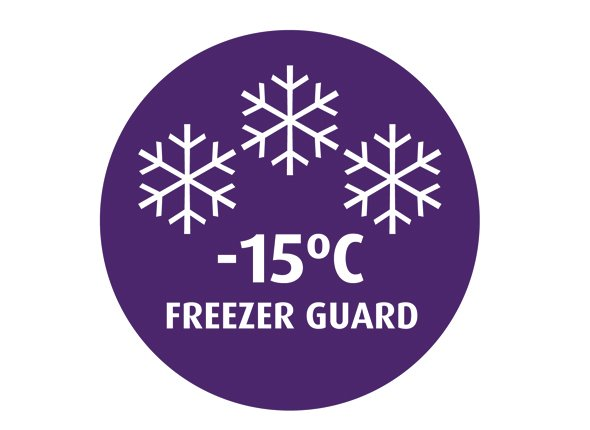 Beko freezer guard