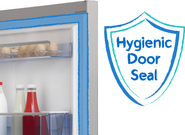 Hygienic Door Seal