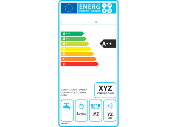 A++ Energy Rating