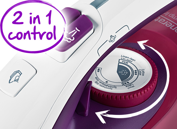 2-in-1 Control