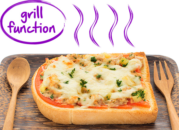 Grill Function