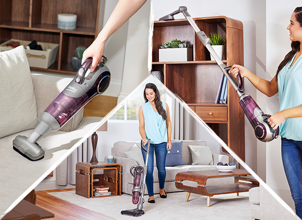 Flexible Vacuuming