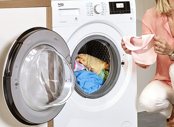 Medium 8kg Wash and 5kg Dry Capacity