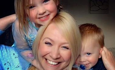 Emma Brummy Mummy of 2 blogger