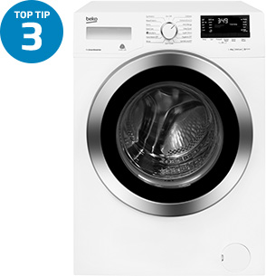 Beko Washing Machine with Pet Hair Reduction Function