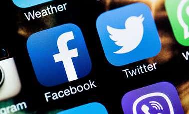 Harness social media