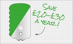 Save £20-£30 a year!