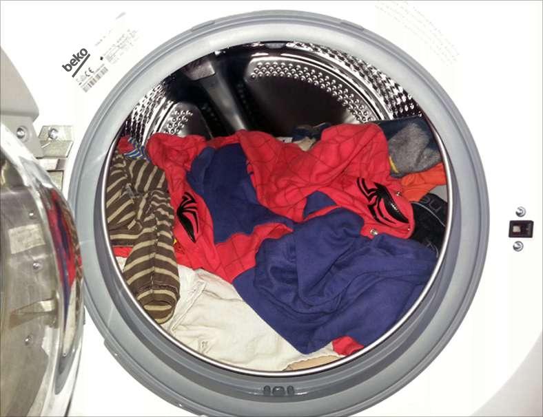 Diary of the Dad Washing machine