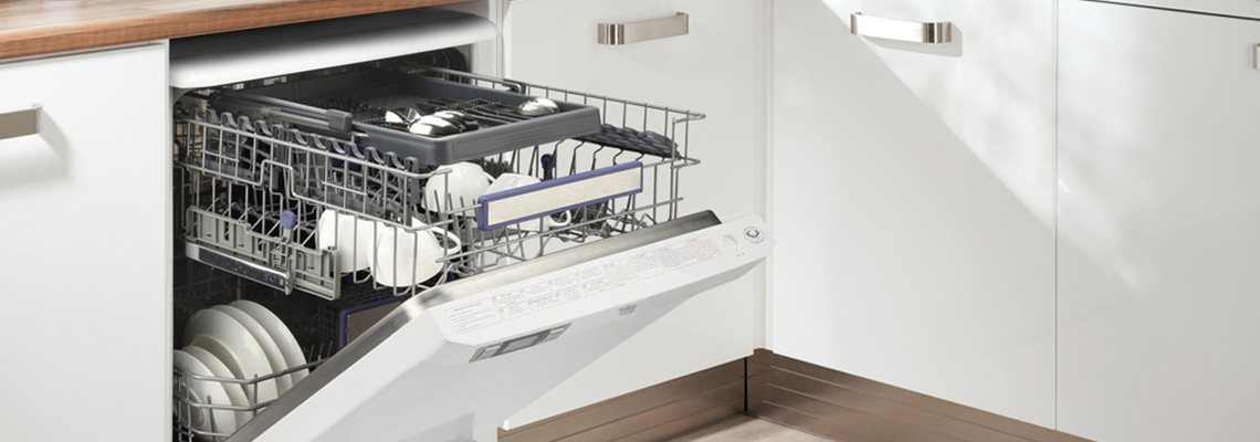 Beko Freestanding Full-Size Dishwasher