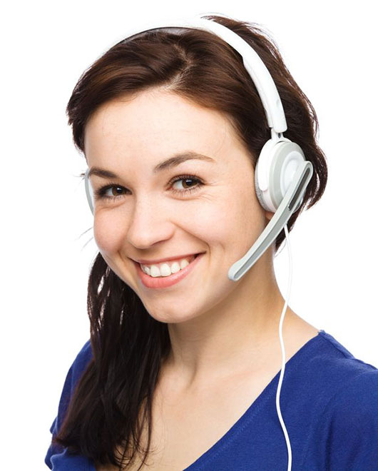 Picture of helpful Beko customer service advisor