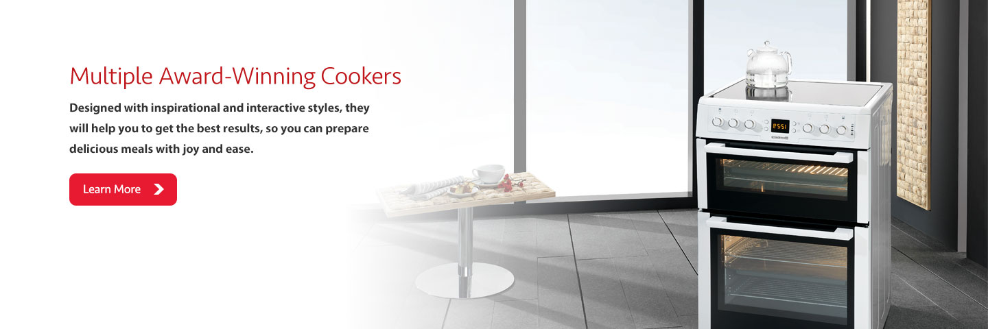 Multiple Award Winning Cookers
