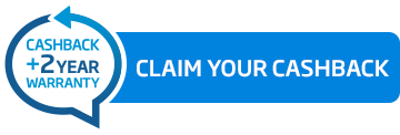 Claim your cashback
