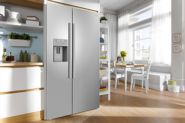 View all American Style Fridge Freezers with up to £200 Cashback