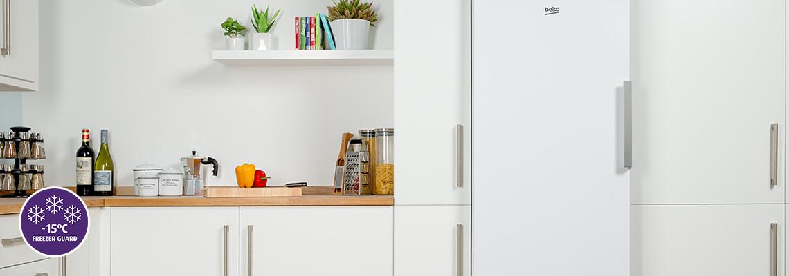 Freezer For Your Garage | Freezer Guard Technology | Beko UK