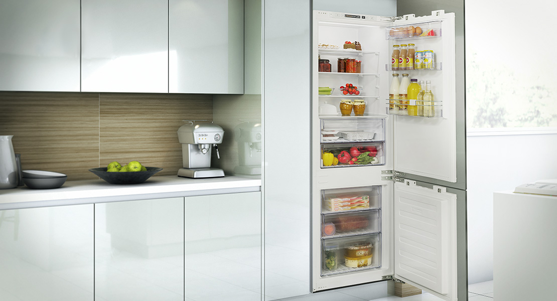 Built-in Fridge Frezers