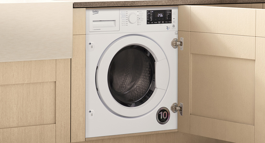 Built In Washer Part - 21: Integrated Washer Dryers