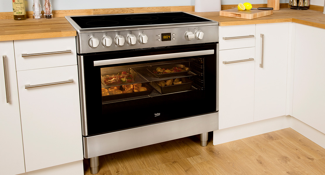 Cooking range cooking appliances beko uk - Gas electric oven best choice cooking ...