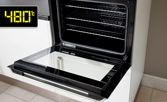 Programme Clean Oven
