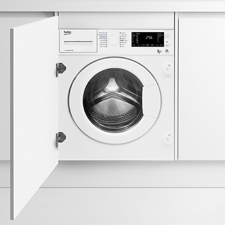 Integrated Washer Dryers
