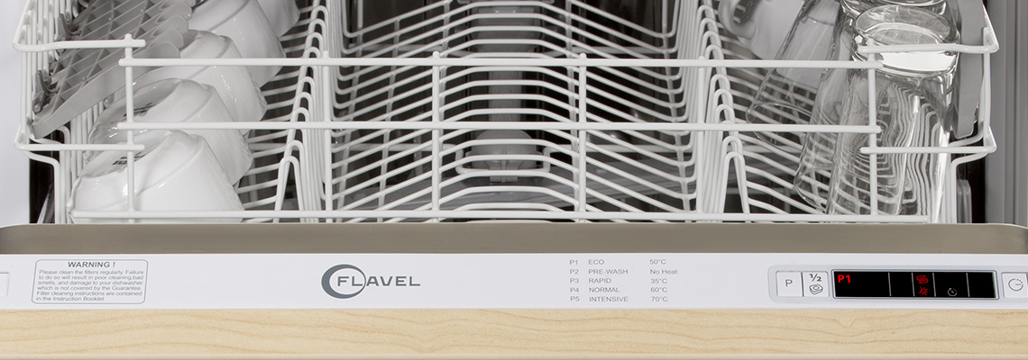 Integrated Dishwashers from Flavel