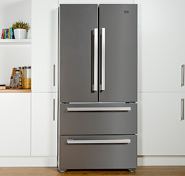 American Style Fridge Freezer with large capacity
