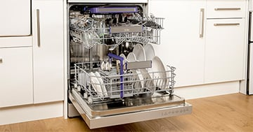 Integrated Dishwashers