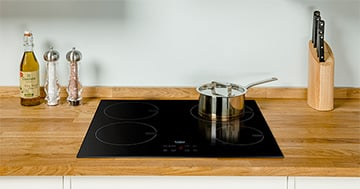 Integrated Hobs