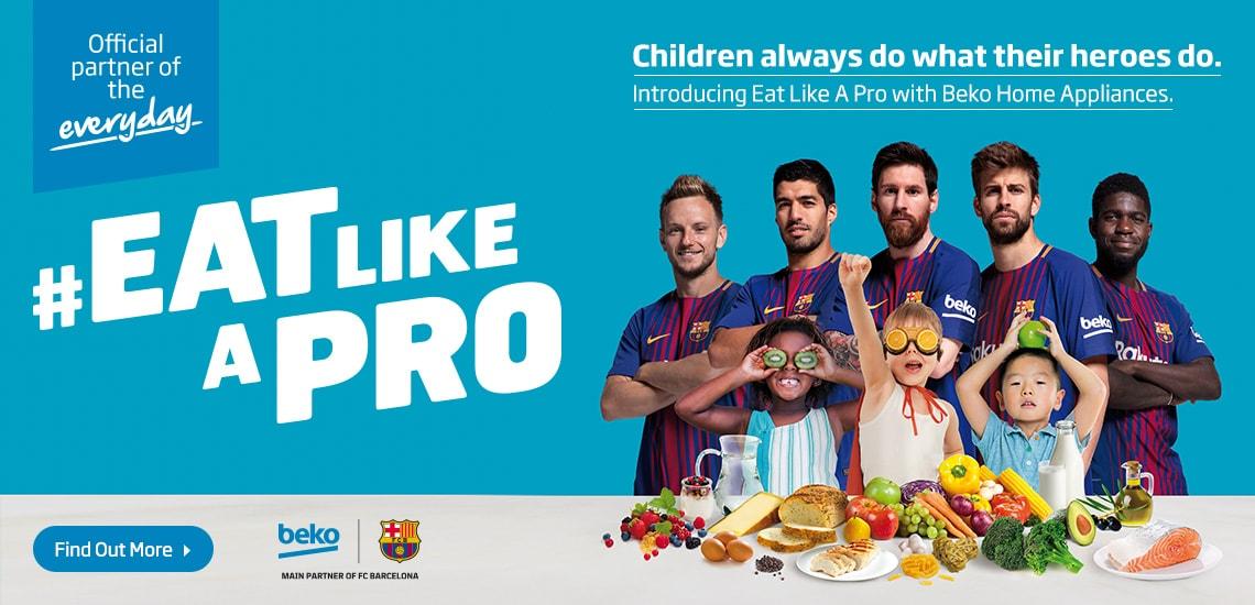 Eat Like A Pro