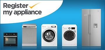 Register My Appliance