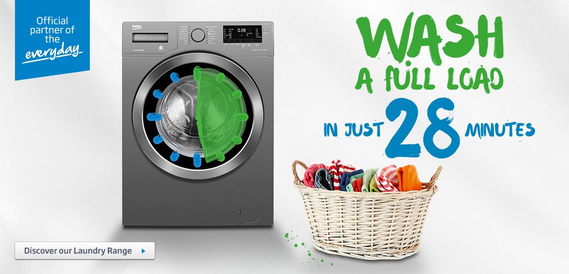 Laundry Range