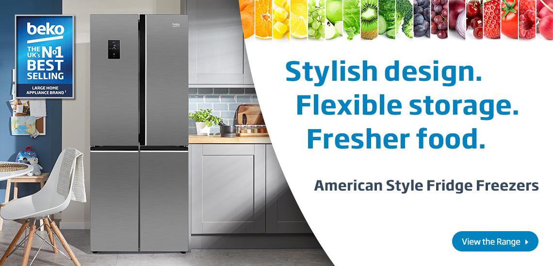 Freestanding & Built-In Home & Kitchen Appliances   Beko UK