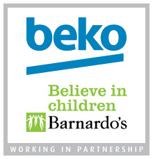 Beko Believe in children Barnardo's
