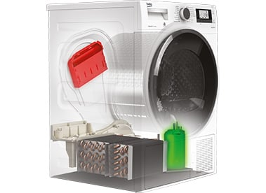 rapidry tumble dryer technology