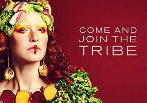 Come and join the tribe