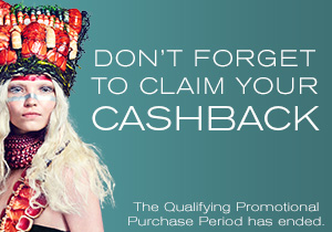 Dont forget to claim your cashback