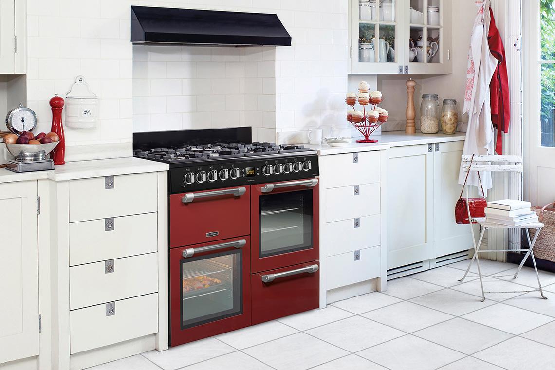 Cookmaster Range Cooker Features