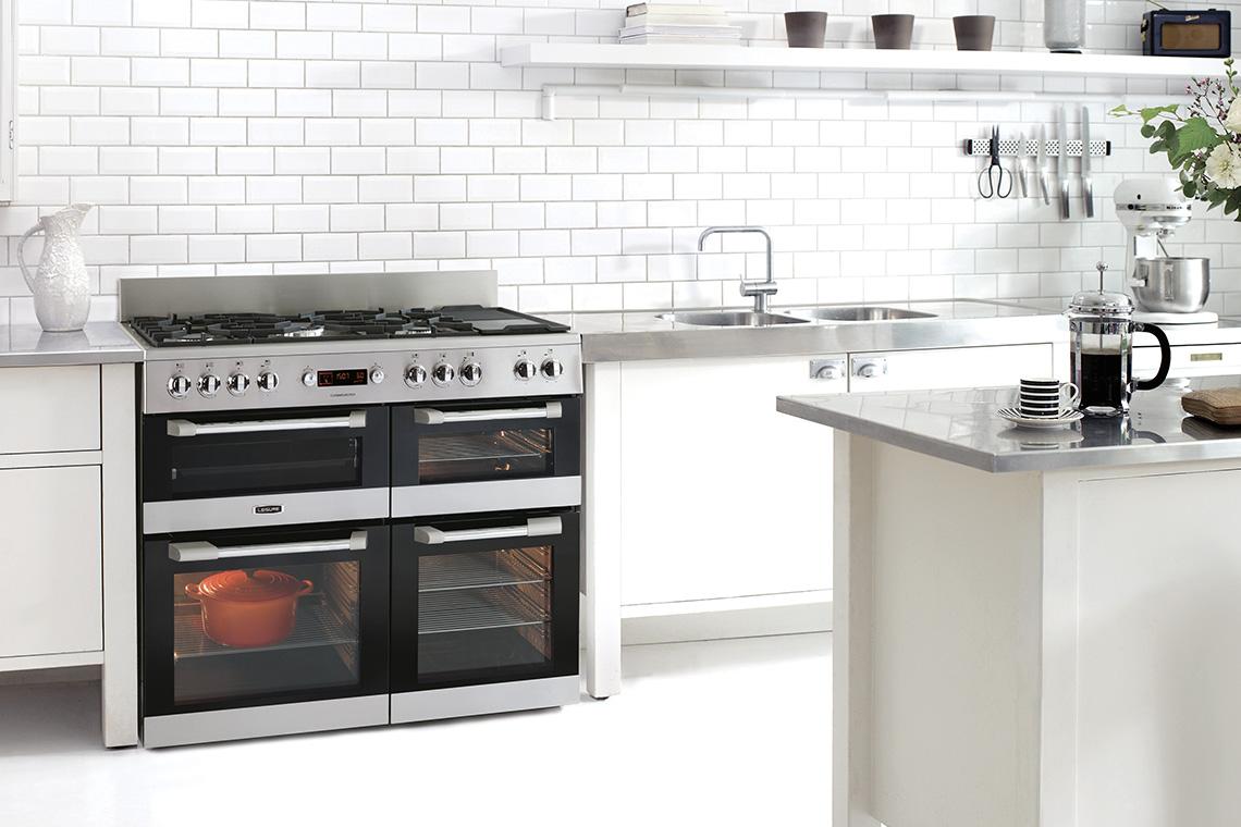 Cuisinemaster Range Cooker Features