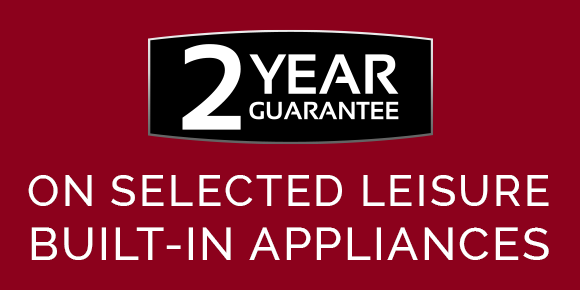 Built In - 2 year warranty