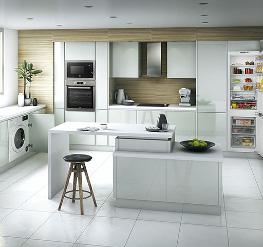 Five Benefits of a Built-In Kitchen